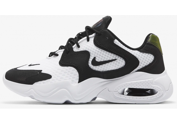 Кроссовки Nike Air Max 2X черно-белые