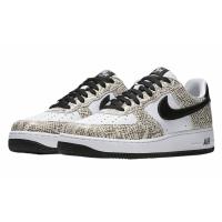Nike кроссовки Air Force 1 React бело-серые