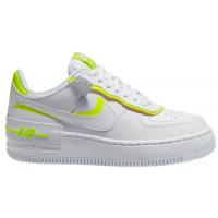 Кроссовки Nike Air Force 1 Shadow белые с зеленым