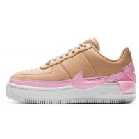 Nike кроссовки Air Force 1 Jester XX бежевые
