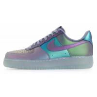 Nike кроссовки Air Force 1 Low хамелеон