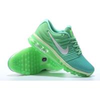 Nike Air Max 2017 салатовые