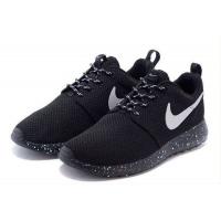 Кроссовки Nike Roshe Run черные