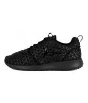 Кроссовки Nike Roshe Run Metric черные