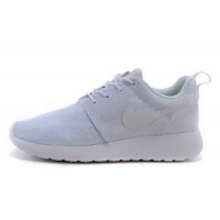 Кроссовки Nike Roshe Run белые