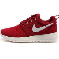 Кроссовки Nike Roshe Run красные