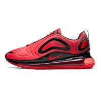 Зимние кроссовки Nike Air Max 720 красные
