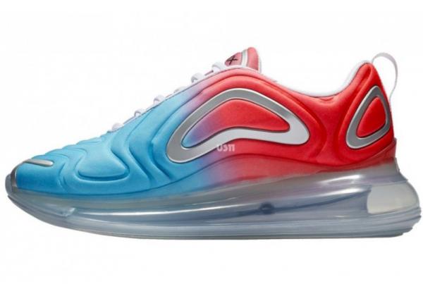 Зимние кроссовки Nike Air Max 720 мульти