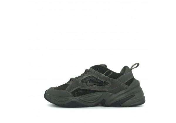 Кроссовки Nike M2k Tekno хаки
