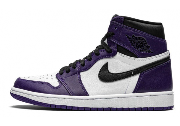 Nike Air Jordan Purple