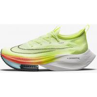 Кроссовки Nike Vaporfly Alphas зеленые