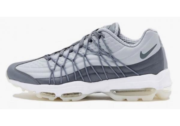 Кроссовки Nike Air Max 95 Ultra Se белые