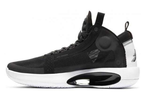Кроссовки Nike Air Jordan XXXIV 34 черные