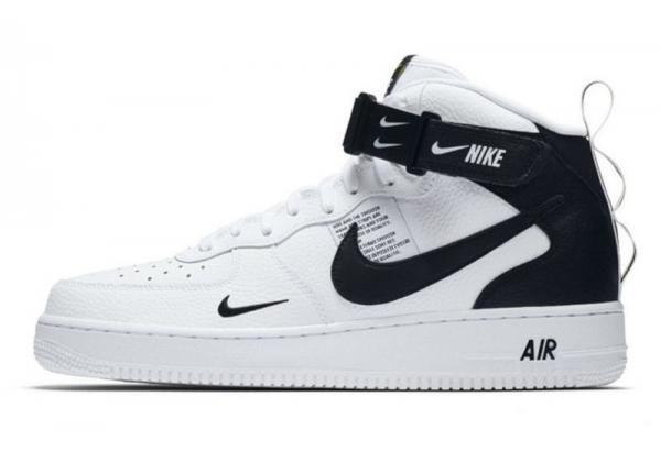 Кроссовки Nike Air Force 1 LV8 Utility белые