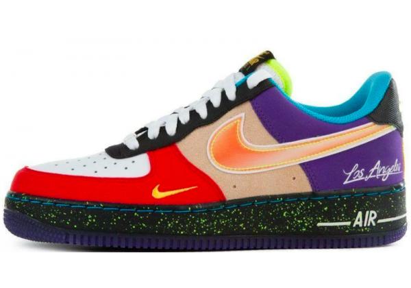 Кроссовки Nike Air Force Los Angeles мульти