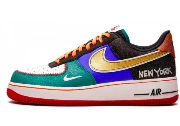 Кроссовки Nike Air Force 1 мульти