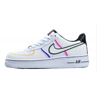 """Кроссовки Nike Air Force 1 Low PRM """"Day of the Dead"""" белые"""