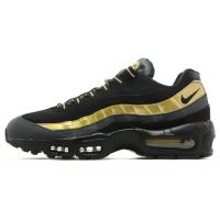 Кроссовки Nike Air Max 95 черные с золотым