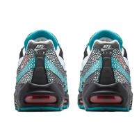 Nike Air Max 95 серые с голубым