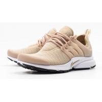 Кроссовки Nike Air Presto бежевые