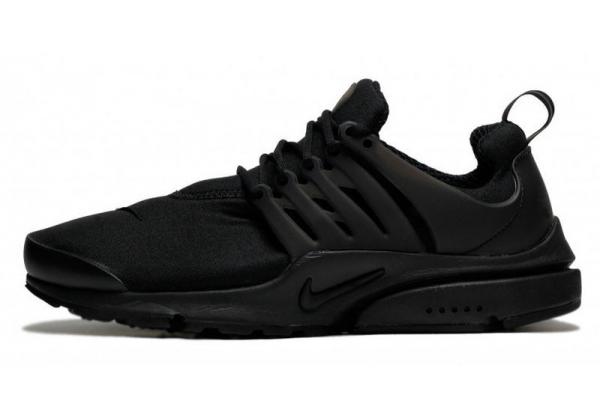 Nike кроссовки мужские Air Presto Black