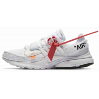 Кроссовки Nike Air Presto X Off-White белые