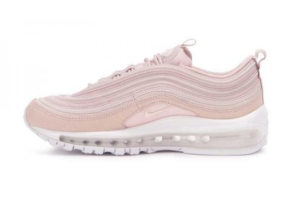 Кроссовки Nike Air Max 97 розовые с белым