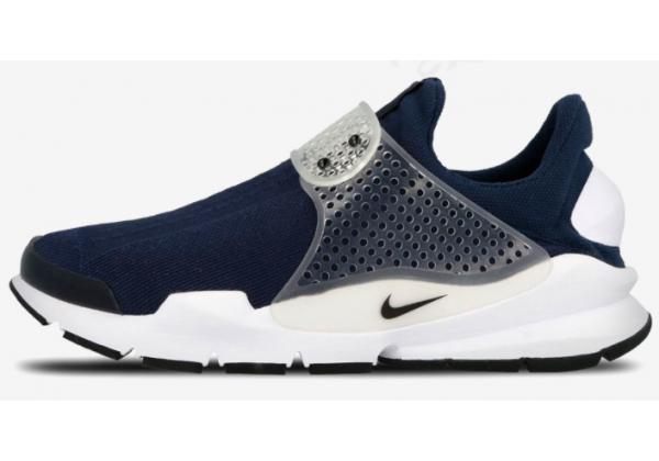 Кроссовки Nike Sock Dart Midnight синие