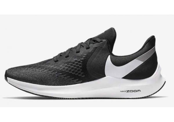 Кроссовки Nike Zoom Winflo 6 черные