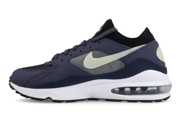 Кроссовки Nike Air Max 93 Obsidian синие