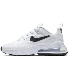 Кроссовки Nike Air Max 270 React белые