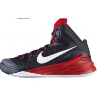 Кроссовки Nike Hyperdunk 2014 High красные
