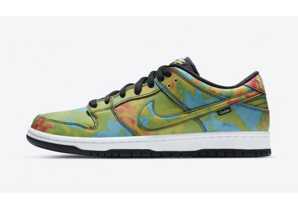 Кроссовки Nike SB Dunk Low Civilist мульти
