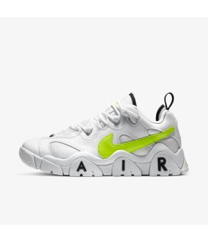 Кроссовки Nike Barrage Low белые