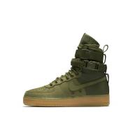 Nike кроссовки Air Force High SF AF1 Army-Green