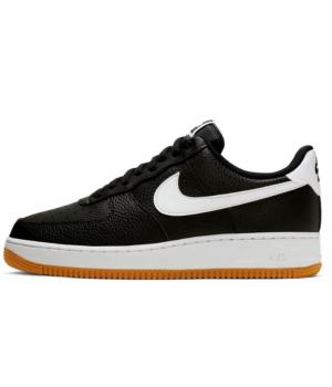 Кроссовки Nike Air Force Low черно-белые