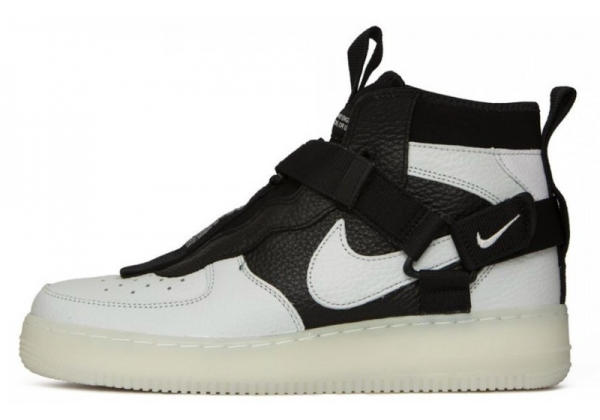 Кроссовки Nike Air Force 1 Mid Utility черный