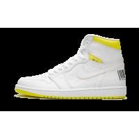 Jordan кроссовки 1 First Class Flight белые