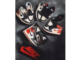 Обзор кроссовок Nike Air Jordan