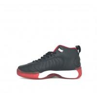 Кроссовки Nike Air Jordan (Джорданы) 11 черные с красным