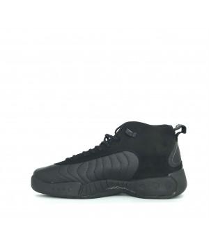 Кроссовки Nike Air Jordan 11 моно черные