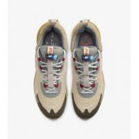 Кроссовки Nike x Travis Scott Air Max 270 бежевые