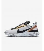 Кроссовки Nike React Element 55 белые