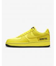 Кроссовки Nike Air Force 1 Gore Tex желтые