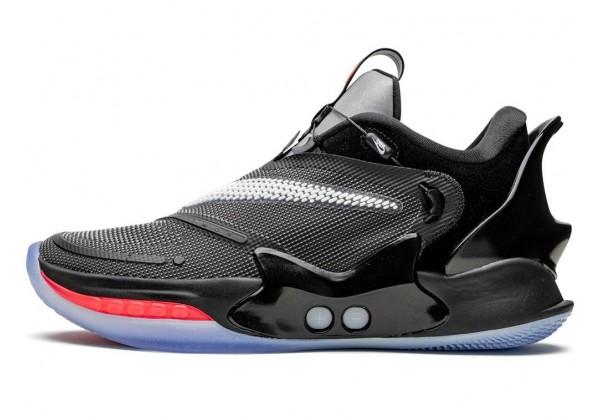 Кроссовки Nike Adapt BB 2.0 черные