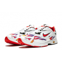 Кроссовки Nike Air Max Plus x Supreme 'ZM STRK Spectrum PLS' белые