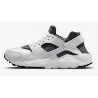 Кроссовки Nike Huarache черно-белые