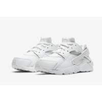 Кроссовки Nike Huarache Run белые