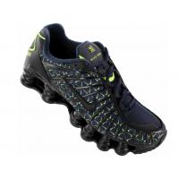 Кроссовки Nike Shox TL Just Do It синие