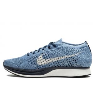 Кроссовки Nike Racing Road синие